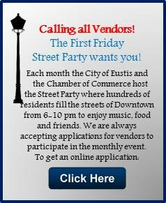 First Friday Vendor Application